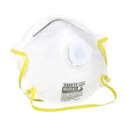 Safety Works® N95 Harmful Dust Disposable Respirators